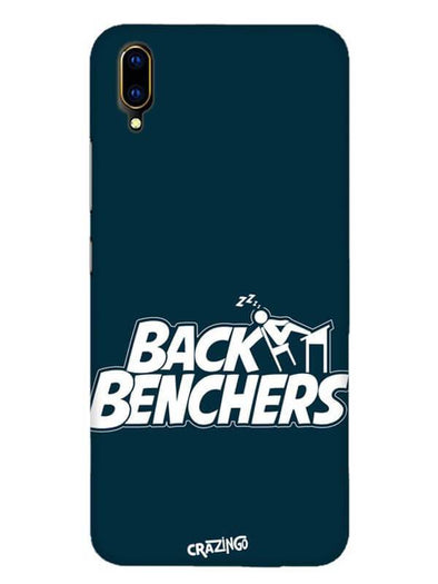 Back Benchers Mobile Cover for Vivo V11 Pro