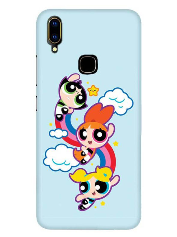 Girls Fun Mobile Cover for Vivo V11i