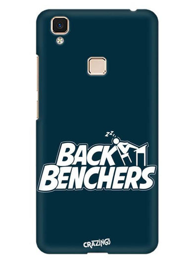 Back Benchers Mobile Cover for Vivo V3 Max
