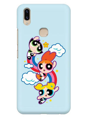 Girls Fun Mobile Cover for Vivo V9