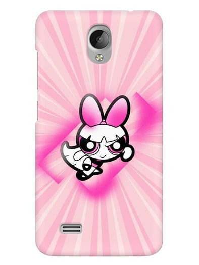 Blossom Mobile Cover for Vivo Y21L