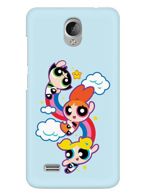 Girls Fun Mobile Cover for Vivo Y21L