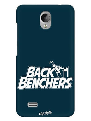 Back Benchers Mobile Cover for Vivo Y21L