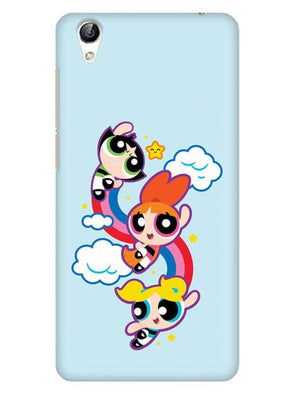Girls Fun Mobile Cover for Vivo Y51L