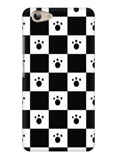 Paw Checkers Mobile Cover for Vivo Y53