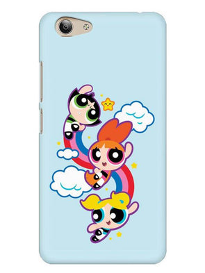 Girls Fun Mobile Cover for Vivo Y53