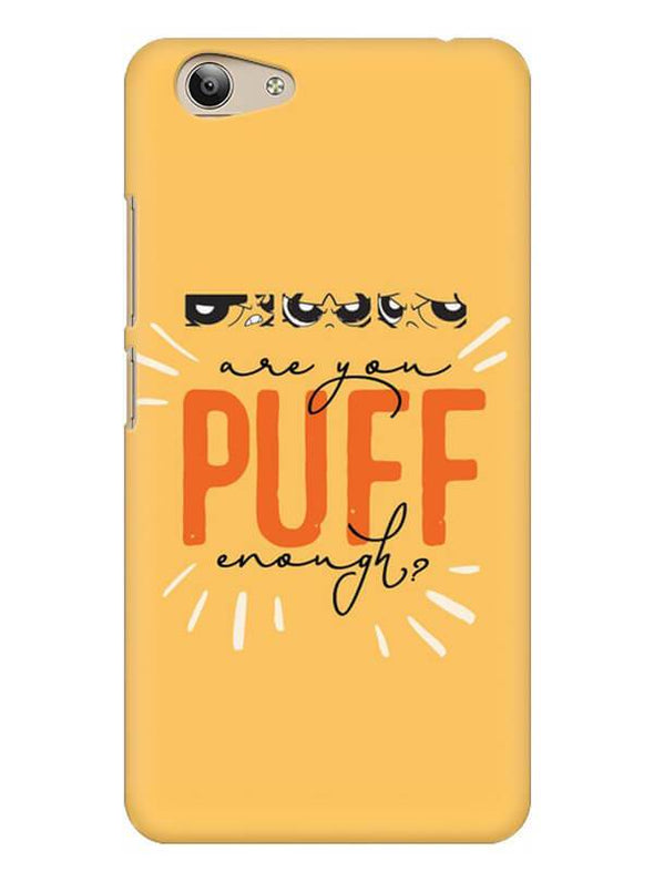 Are You Puff Enough Mobile Cover for Vivo Y53