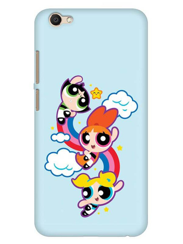 Girls Fun Mobile Cover for Vivo Y69