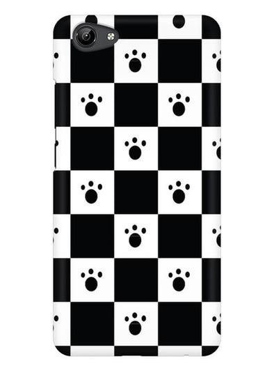 Paw Checkers Mobile Cover for Vivo Y71