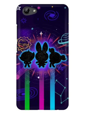 Glow Girls Mobile Cover for Vivo Y71
