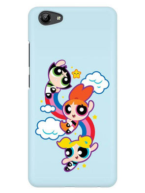 Girls Fun Mobile Cover for Vivo Y71