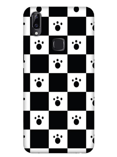 Paw Checkers Mobile Cover for Vivo Y83 pro