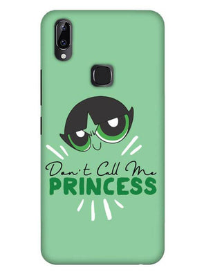 Don't Call Me Princess Mobile Cover for Vivo Y83 pro