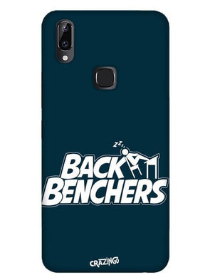 Back Benchers Mobile Cover for Vivo Y83 pro
