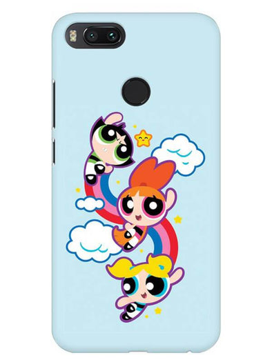 Girls Fun Mobile Cover for Xiaomi Mi A1
