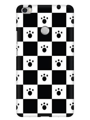 Paw Checkers Mobile Cover for Xiaomi Mi Max