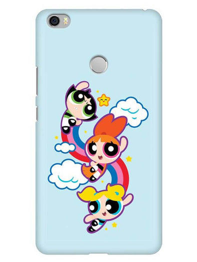 Girls Fun Mobile Cover for Xiaomi Mi Max