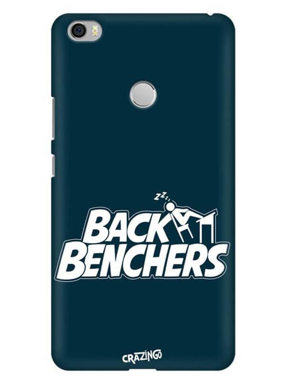 Back Benchers Mobile Cover for Xiaomi Mi Max