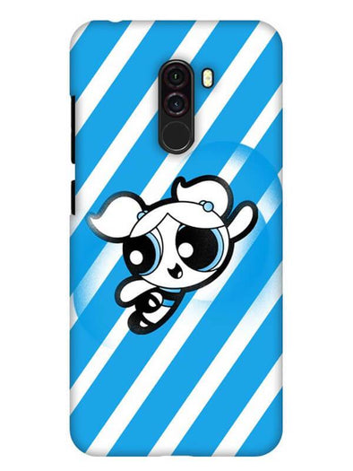 Bubble Mobile Cover for Xiaomi POCO F1