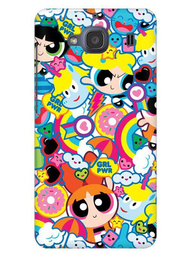Girl Power Mobile Cover for Xiaomi Redmi 2s