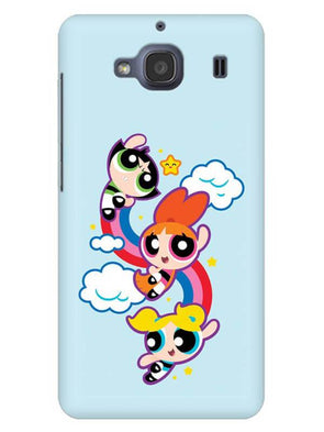 Girls Fun Mobile Cover for Xiaomi Redmi 2s