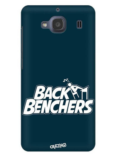 Back Benchers Mobile Cover for Xiaomi Redmi 2s