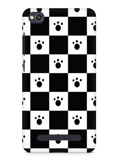 Paw Checkers Mobile Cover for Xiaomi Redmi 4a