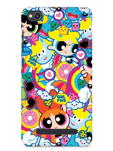Girl Power Mobile Cover for Xiaomi Redmi 4a