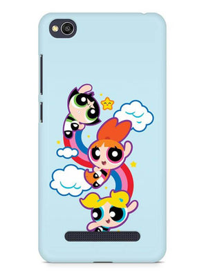 Girls Fun Mobile Cover for Xiaomi Redmi 4a