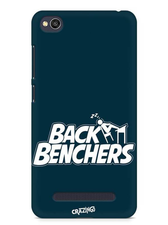 Back Benchers Mobile Cover for Xiaomi Redmi 4a