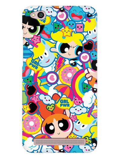 Girl Power Mobile Cover for Xiaomi Redmi 5A