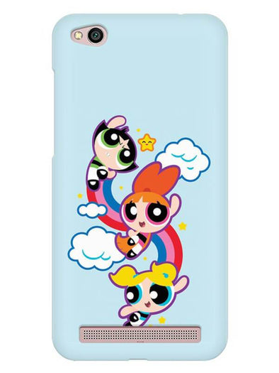 Girls Fun Mobile Cover for Xiaomi Redmi 5A