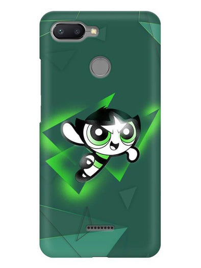 Buttercup Mobile Cover for Xiaomi Redmi 6