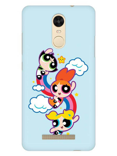 Girls Fun Mobile Cover for Xiaomi Redmi Note 3
