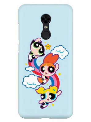 Girls Fun Mobile Cover for Xiaomi Redmi Note 5
