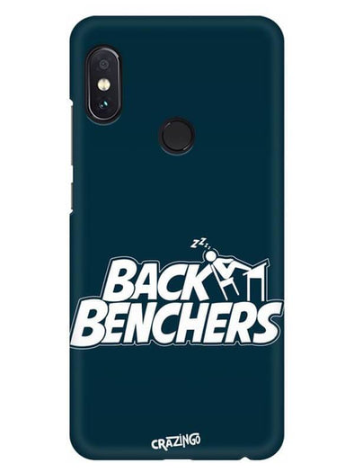 Back Benchers Mobile Cover for Xiaomi Redmi Note 5 Pro