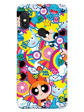 Girl Power Mobile Cover for Redmi Note 6 Pro