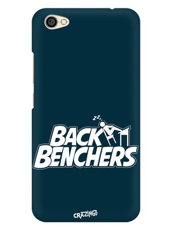 Back Benchers Mobile Cover for Redmi Y1 Lite