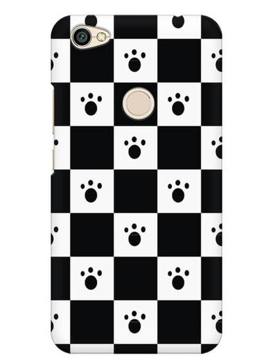 Paw Checkers Mobile Cover for Xiaomi Redmi Y1