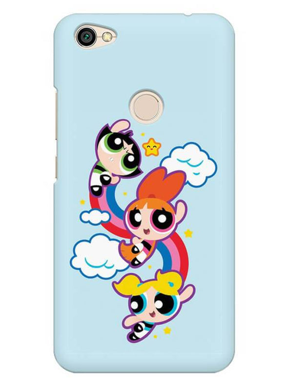 Girls Fun Mobile Cover for Xiaomi Redmi Y1