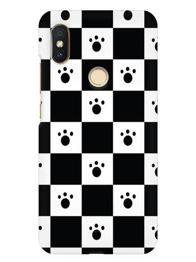 Paw Checkers Mobile Cover for Xiaomi Redmi Y2