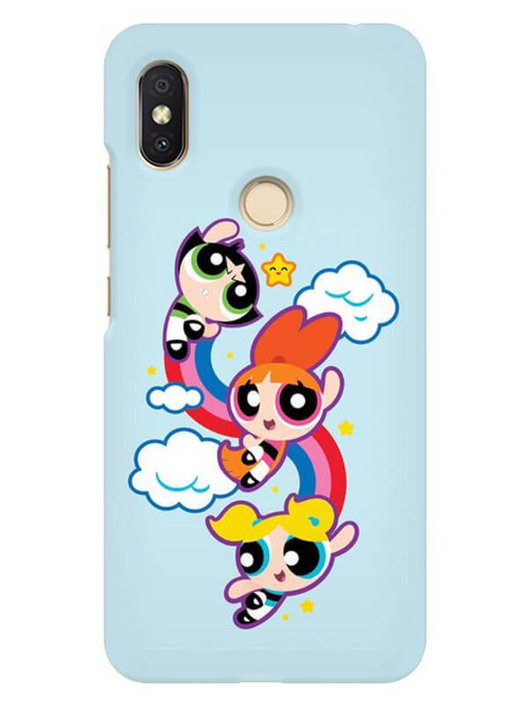 Girls Fun Mobile Cover for Xiaomi Redmi Y2