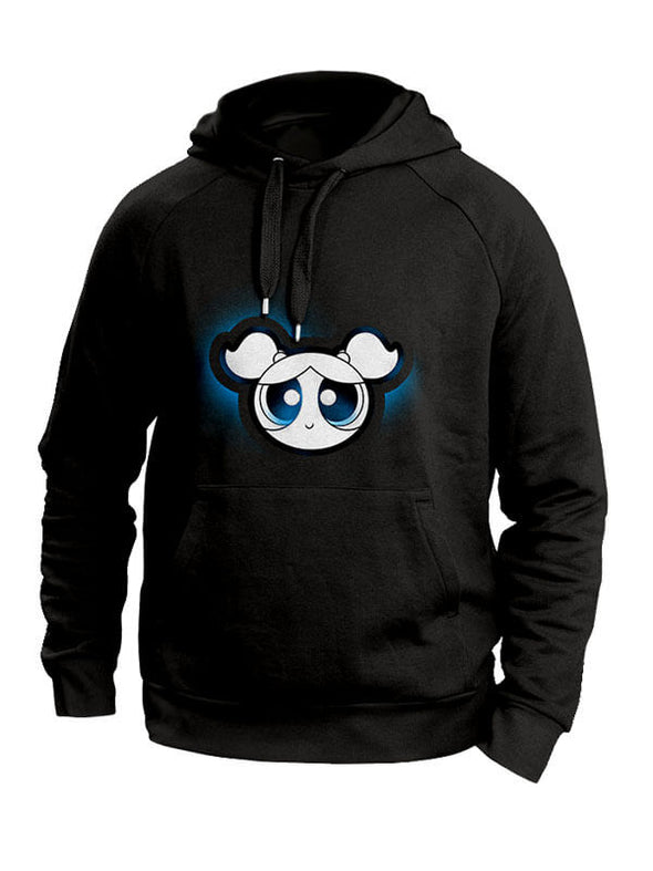 Powerpuff Girls: Bubbles Black Hoodie