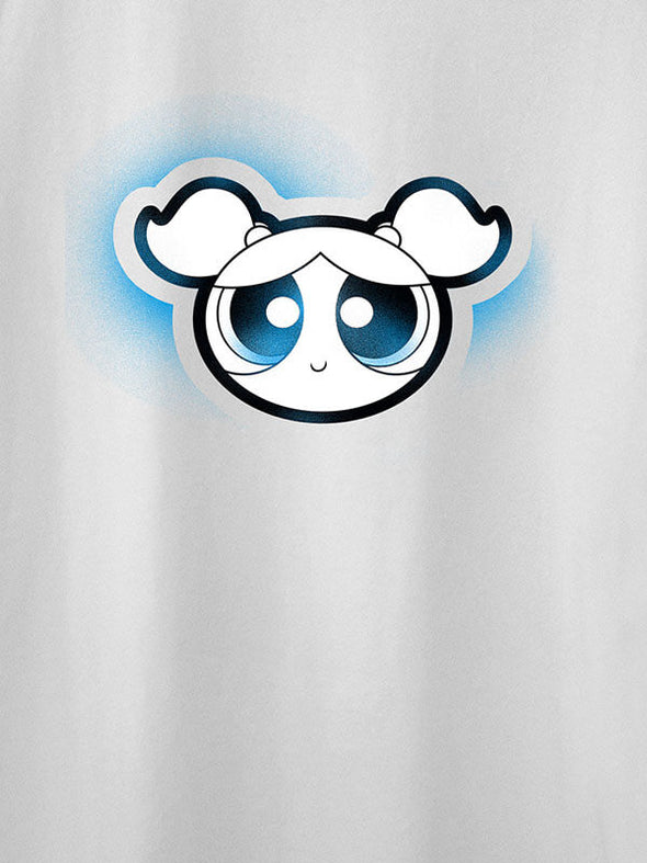 Powerpuff Girls White Hoodies: Bubbles