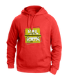 Taxi Kolkata Red Hoodies