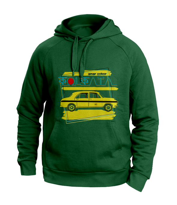 Kolkata Green Hoodies