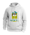 Tram White Hoodies