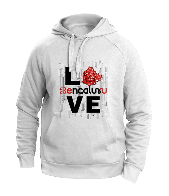 Love Bengaluru Hoodies