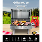 Grillz Portable Gas BBQ