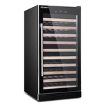 Devanti 100 Bottles Wine Cooler Compressor Fridge Chiller Commercial